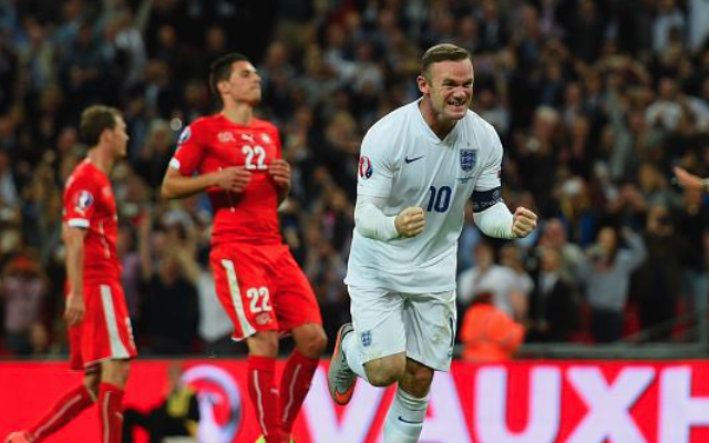 England players rated from 2-0 victory: Man United pair shine on Rooney's record-breaking night