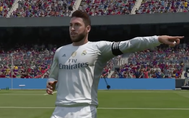 Sergio Ramos FIFA 16