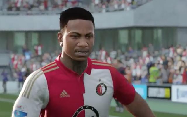 Eljero Elia FIFA 16