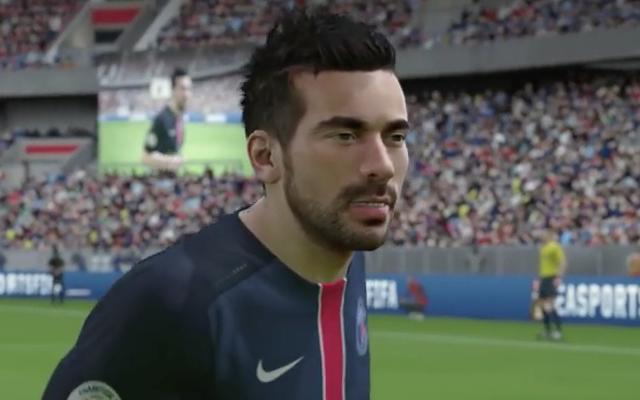 Ezequiel Lavezzi FIFA 16