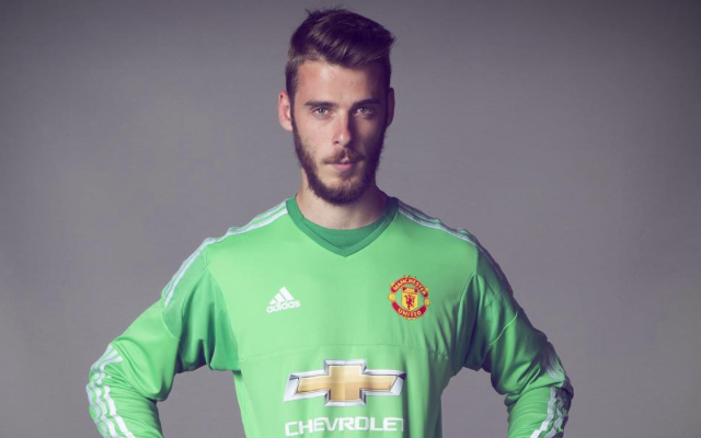 David de Gea talks Liverpool after signing new contract