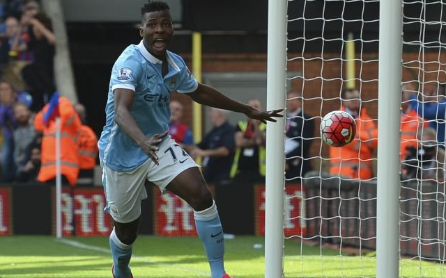 (Video) Kelechi Iheanacho caps off impressive Manchester City display with sublime strike