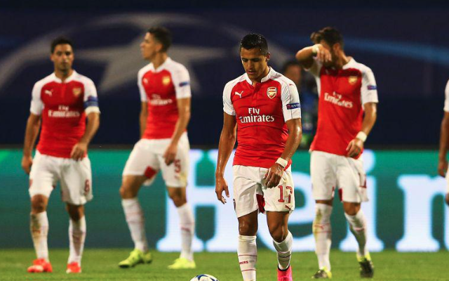 Arsenal player ratings from 2-1 defeat: Villan Giroud 3/10, rusty captain 4/10 and no-show Ozil 5/10
