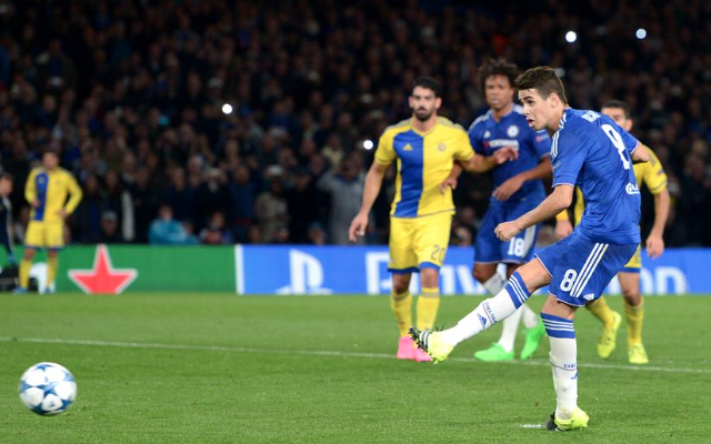 Chelsea player ratings from 4-0 Champions League win: Fabregas back on song, Costa mixed, Hazard 6/10