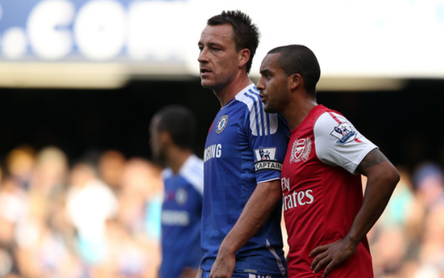Walcott must start for Arsenal, but Chelsea skipper will be desperate to face goal-shy Giroud