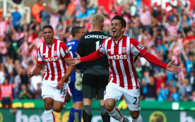 Bojan goal video: Stoke magician scores on first start in eight months against high-flying Leicester