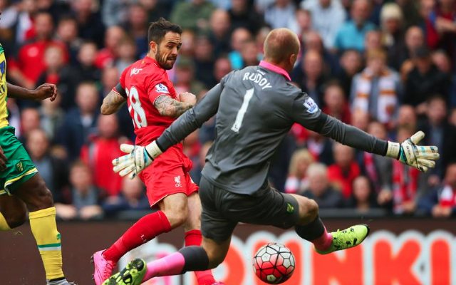 Danny Ings goal video: Striker opens Liverpool account with opener against Luis Suarez's whipping boys