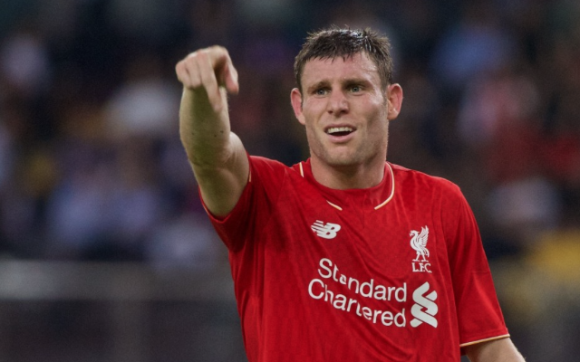 James Milner goal video: Liverpool ace makes it look easy from penalty spot