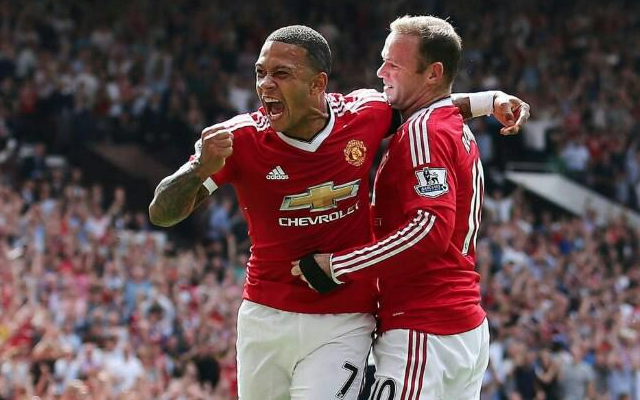 Memphis Depay Sunderland goal video: Man United ahead at Old Trafford after double Dutch delight
