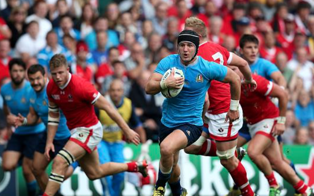(Video) Italy off the mark in Rugby World Cup 2015 with nervy victory over courageous Canada