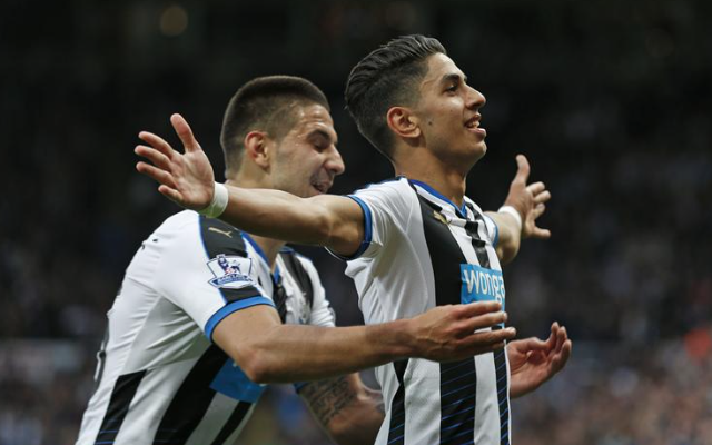(Video) Delightful build-up play for Ayoze Perez goal proves Newcastle have quality to stay up