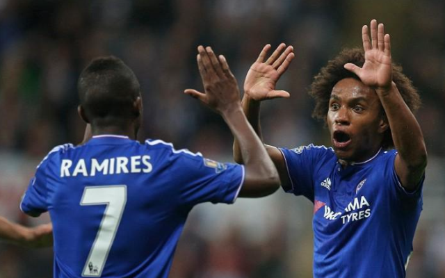 Ramires goal video & Chelsea player ratings from 2-2 draw at Newcastle