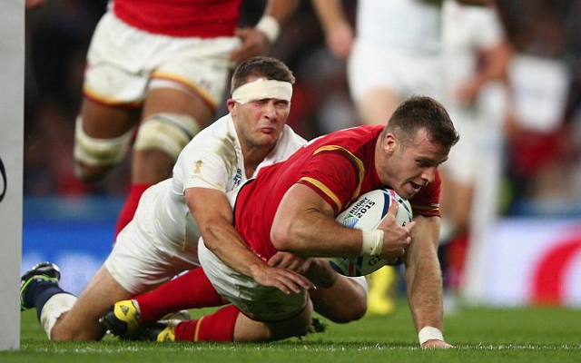 England beaten by Wales as Rugby World Cup hosts face struggle to qualify from Pool A