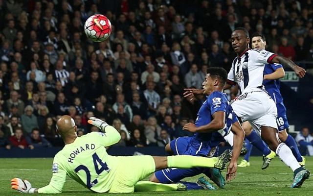 Saido Berahino goal video vs Everton: Tottenham transfer target continues to build bridges