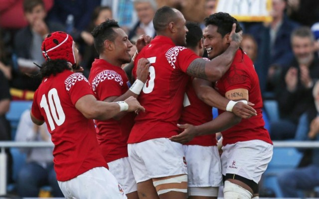 (Video) Tonga earn crucial bonus-point win over Namibia in wide-open Pool C at Rugby World Cup