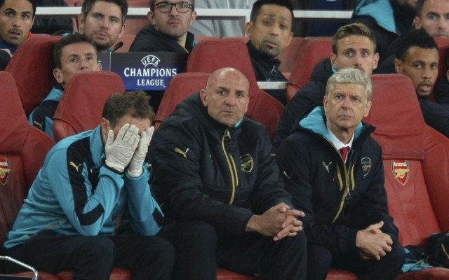 Arsenal player ratings: Gunners sink to Olympiakos defeat after Ospina blunder (video)