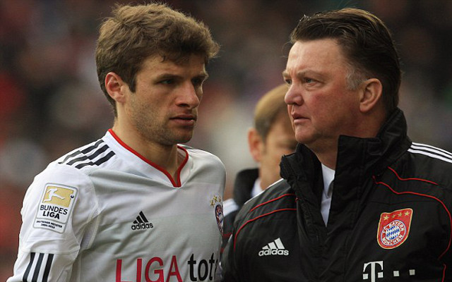 German giants REJECTED mega offer for 76-goal Man United target