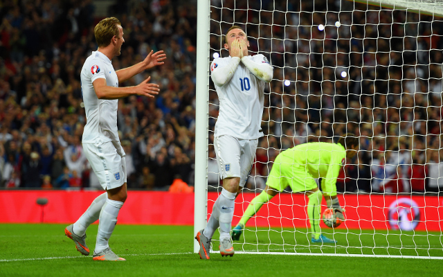 Twitter hails Wayne Rooney King of England after breaking goalscoring record v Switzerland