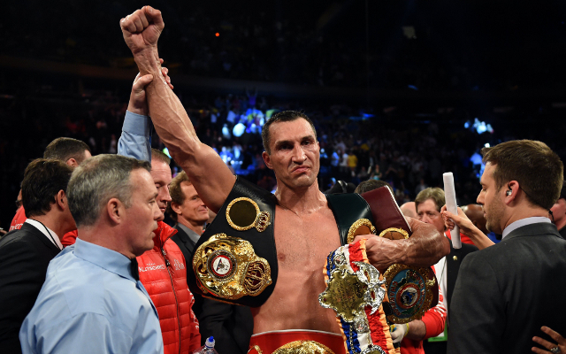 Why Wladimir Klitschko will beat Tyson Fury as Brit antagonises him with Batman show (video)
