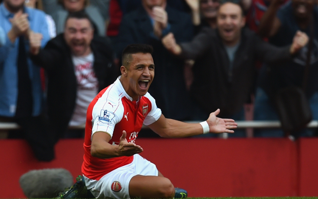 Private: Video: Alexis Sanchez brace enough to help Arsenal sink withered West Brom