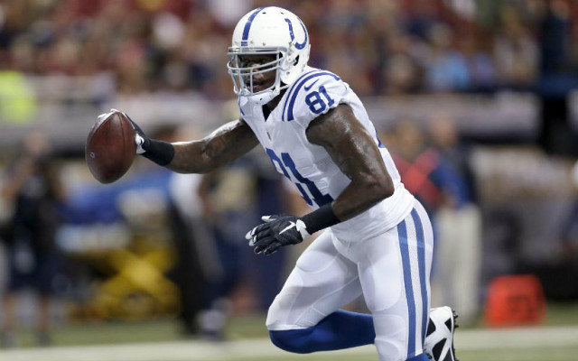 (Video) Revenge is sweet for Colts WR Andre Johnson, scores twice against former Texans team