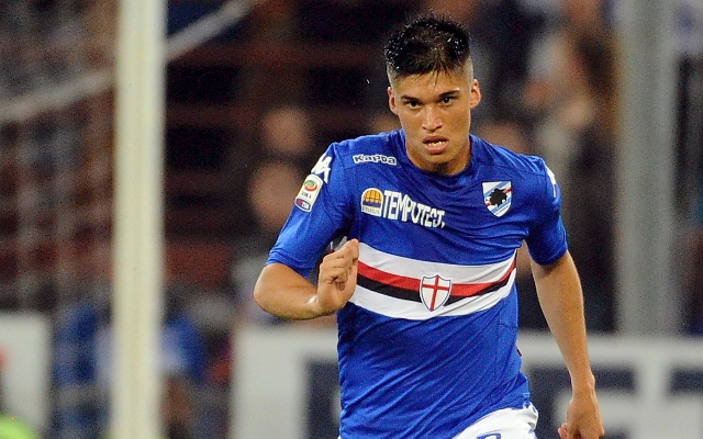 (Video) Joaquin Correa miss of the season: Sampdoria ace's incredible miss against Inter