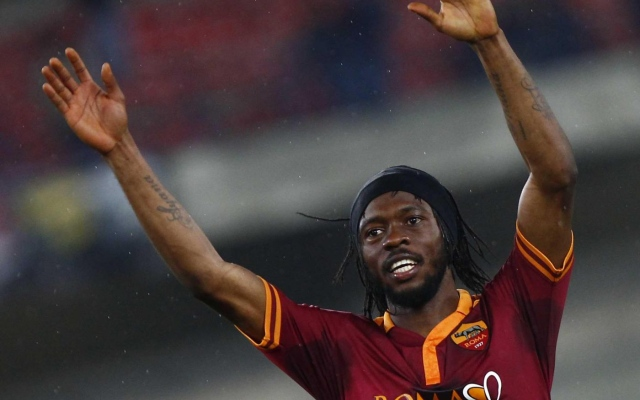 (Video) Gervinho finishes off stunning counter attack as Roma in full control in crunch clash