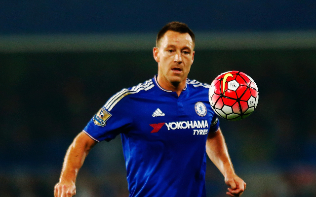 John Terry denied stunning goal after offside call as Chelsea toil against Stoke (video)