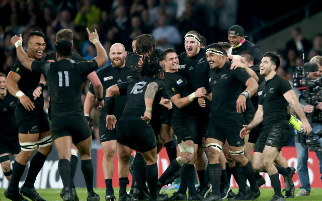(Video) New Zealand secure Rugby World Cup 2015 triumph over Australia with sensational performance