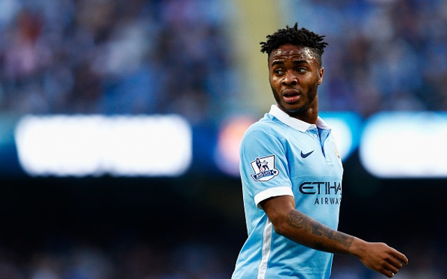 (Video) Raheem Sterling denied penalty as makeshift striker after Wilfried Bony limps off versus Villa