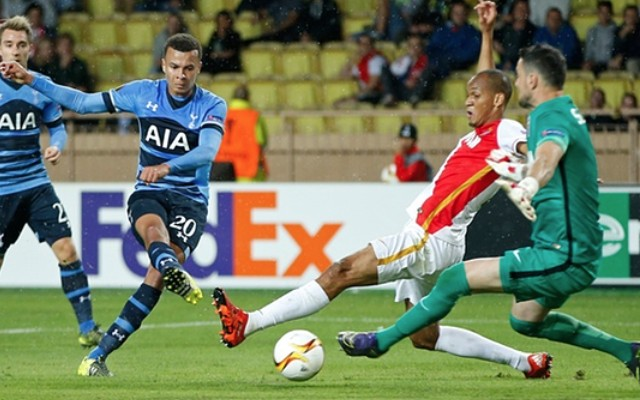 (Video) Dele Alli dazzles in Monaco after England call