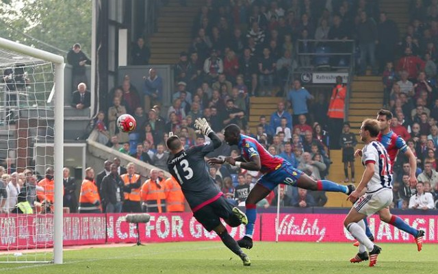 Yannick Bolasie goal video: Crystal Palace 2-0 West Brom – Pulis's happy travellers undone by old club