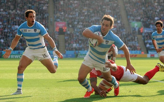 (Video) Second-half blitz earns Argentina bonus-point win over Tonga at Rugby World Cup 2015