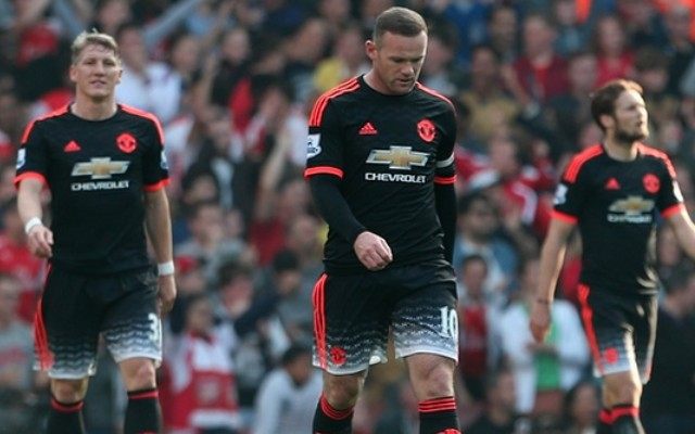 David de Gea fail video & Manchester United player ratings from embarrassing 3-0 loss to Arsenal