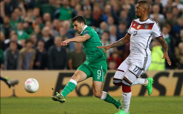 Shane Long goal video: Ireland 1-0 Germany – Saints striker sends Republic to brink of Euro 2016