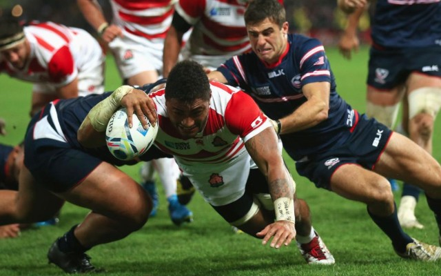 (Video) Japan become best team ever to exit Rugby World Cup at group stage after beating United States