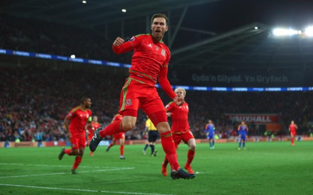 Aaron Ramsey goal video & report: Wales 2-0 Andorra – Arsenal midfielder stars with strike & assist
