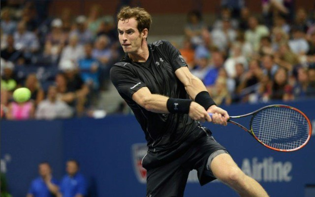 (Video) Andy Murray sees off Steve Johnson in Shanghai