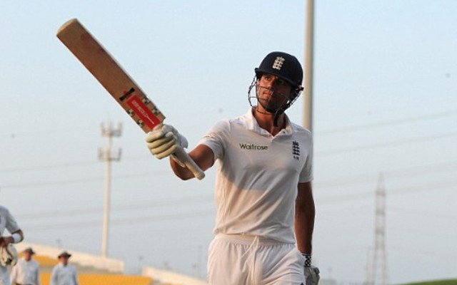(Video) Pakistan v England: Alastair Cook's 28th Test century proves he's master of all conditions