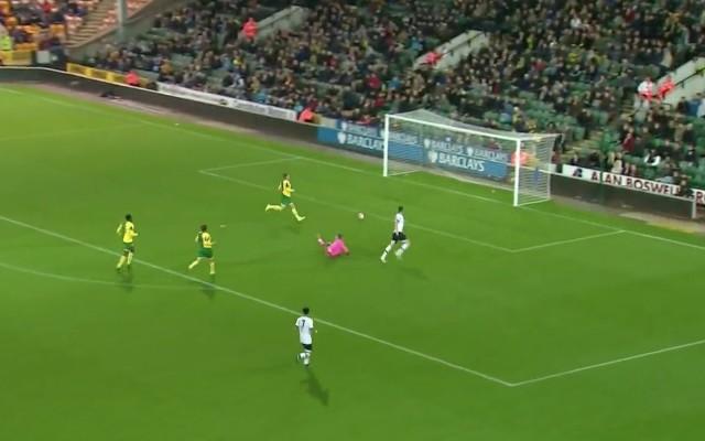 Ryan Loft goal video: Norwich 2-3 Tottenham – hat-trick hero kills Canaries again as Spurs U21s impress on TV
