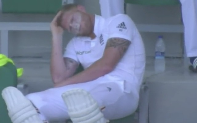 (Video) England captain Alastair Cook makes 263 against Pakistan but Ben Stokes can't stay awake during stagnant Test