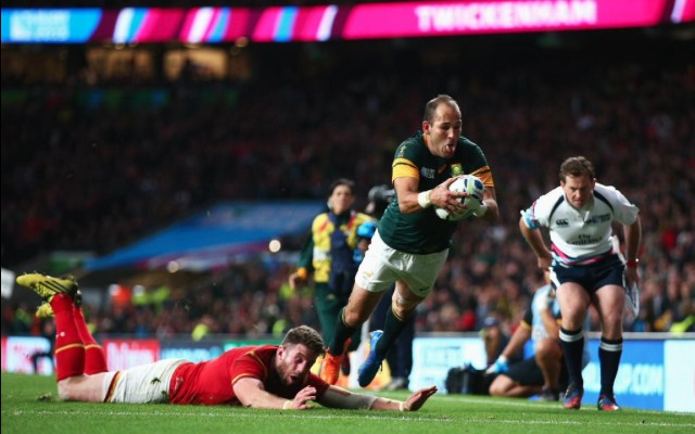 (Video) Wales knocked out of Rugby World Cup 2015 by heartbreaking late South Africa try