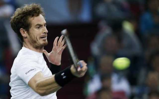 (Video) Murray beaten in straight Shanghai sets as Djokovic puts number two in his place