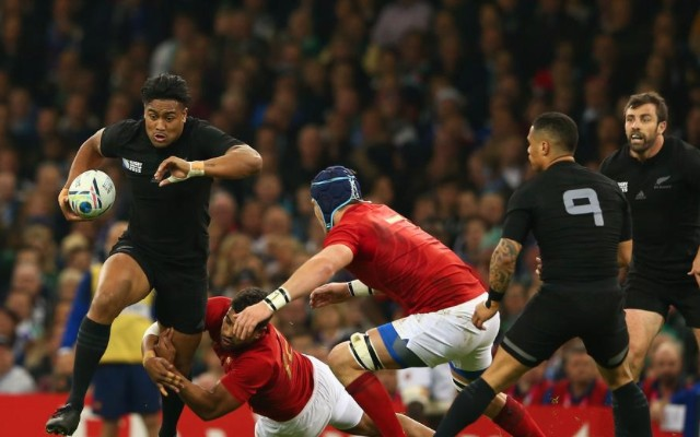 (Video) New Zealand emphatically dispatch of France to set up mouthwatering Rugby World Cup semi-final against South Africa