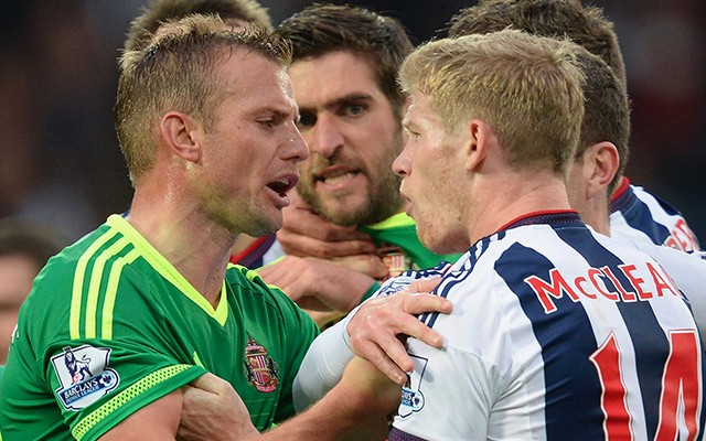 Watch James McClean fracas which prompted hilarious response from own manager Tony Pulis