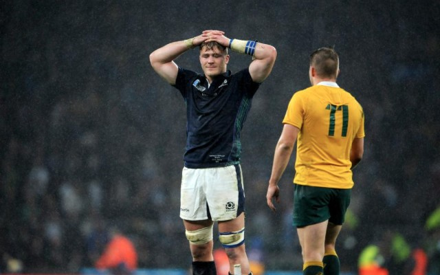 (Video) Superb Scotland fall to last-minute kick as Australia win Rugby World Cup 2015 epic