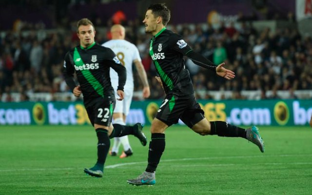 Bojan goal video: Swansea 0-1 Stoke – Silky Spaniard scores penalty earned by outstanding run