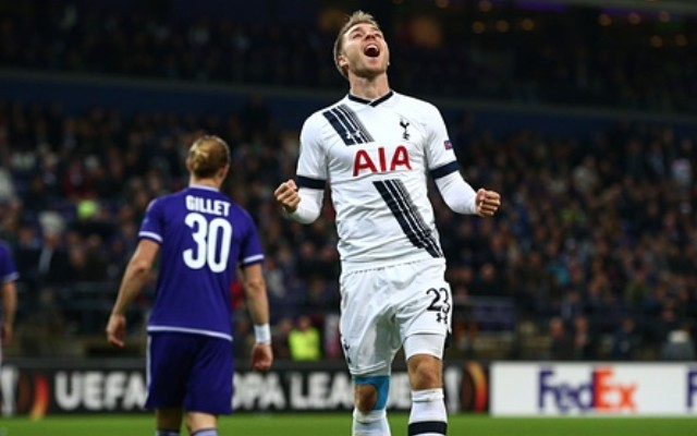 (Video) Spurs star reaches 25-goal milestone following fortunate facial assist