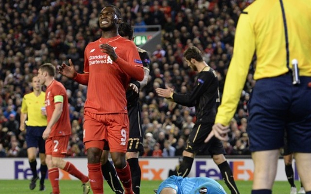 (Video) Wasteful Liverpool held by 10-man Rubin Kazan