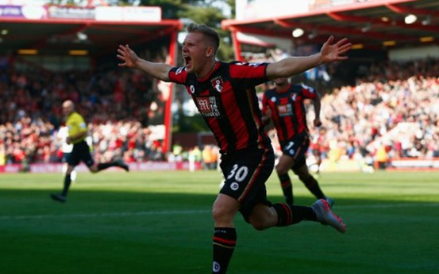 (Video) Spurs stunned inside 49 seconds by another Matt Ritchie thunderbolt